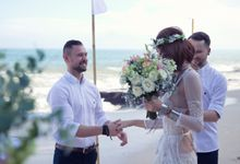 Elzbieta & Robert by Bali Happy Events