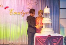 Wedding Day of Chris and Emalyn by Go Panda Productions