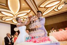 Emily & Daniel wedding at Conrad Koh Samui  Thailand by BLISS Events & Weddings Thailand