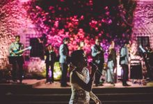 Emily & James by Alago Events
