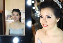 Makeup and Hairdo by Lee Cinthya Makeup Artist