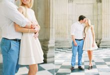 Pre-wedding photos in London by Caught the Light