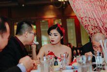 Engagement Surabaya Cynthia & Willianto by Le Famille Photography