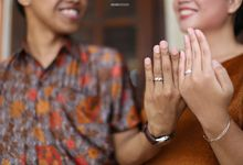 Engagement Kunthi & Doddy by Explore Photograph