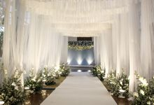 Modern Rustic Wedding Entrance Decoration by SO PRODUCTION THAILAND (EVENT & WEDDING)