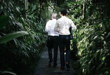 The Wedding of Eric & Yvonne by Awarta Nusa Dua Resort & Villas