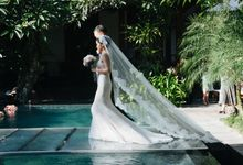 The Wedding of Eric & Yvonne by Awarta Nusa Dua Resort & Villas