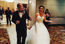 Erwin and Yunita Wedding at Grand Ballroom by Grand Hyatt Jakarta