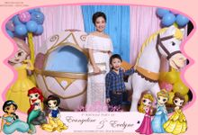 Evangeline & Evelyne 1st Birtday Party by Cinnamon Photocorner