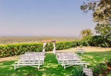 Stunning Byron Bay Wedding With A View by Gold Coast Wedding Hire