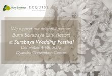Festive Exhibition with Bumi Surabaya City Resort by Exquise Gowns