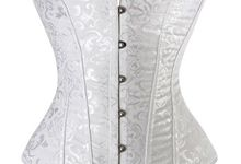 Brocade Spiral Steel Bone by D' Corselet Singapore