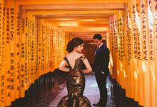 PRE WEDDING of FANDY AND ANGEL by MORDEN