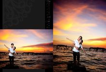 Prewedding Photos - Outdoor Pulau Bidadari by Michelle Bridal