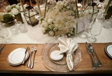 Luxury Meet Rustic by Aisle Project
