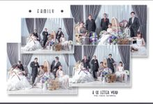 CAROLINA FAMILY COLLAGE ALBUM by Lovara Wedding