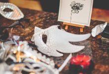 Glamorous Masquerade by Chere Weddings & Parties