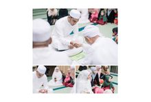 Murni Ateerah & Shazredzuan by Viscaria Pictures