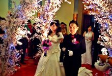 The Wedding Irvan - Gracia by Red Hat Organizer