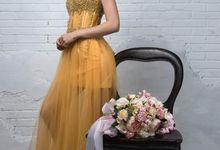 prewedding gown by KYRIA WEDDING