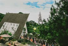 Holy Matrimony of Amory and Ria at Green Forest Resort Bandung by Sparkling Organizer