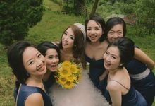 Holy Matrimony of Amory and Ria at Green Forest Re by Sparkling Organizer