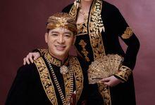 Wedding Album of Jhon Tolentino  & Nur Baizura by VERSARI ADE