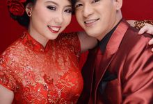 Wedding Album of Jhon Tolentino  & Nur Baizura by VERSARI ADE