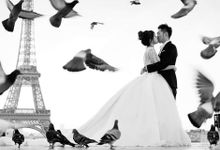 Romancing in Paris by Ted Wu