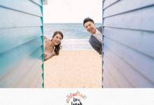 Celest Ang and Kevin Chua by Pheny KS