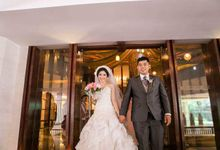 Stanley & Chyntia by Athalia Wedding Planner