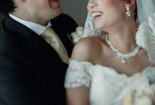Wedding of Jordan & Jeanifer by de_Puzzle Event Management