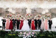 Wedding of Michael & Dian by de_Puzzle Event Management
