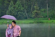 Noer - Asep Pre wedding by Aiko Pictures