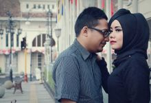 Risa - Rayvant Pre Wedding by Aiko Pictures