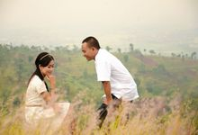 Sinta - Nurdin Pre Wedding by Aiko Pictures