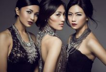 No caption needed by Lenny Wijaya Professional Makeup Artist
