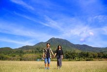 Gina - Arif Pre wedding by Aiko Pictures