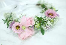 Flower Crown by d'eufloria