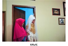 Wedding from Rani & Farhan by FAME PHOTO