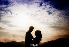 Prewedding from Anna & Riyan by FAME PHOTO