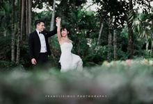 Eric & Vannessa - Pre Wedding Portraiture by Framelicious Studio