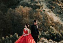 PRE WEDDING OF FENDY  & STELLA by MORDEN