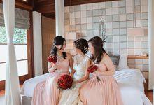 The Wedding - Fransiskus & Eva by Fery Saputra