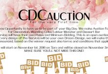 AUCTION FOR OUR SERVICE AND PRODUCT by CDC Corp