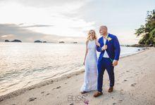 Faye & David wedding at Conrad Koh Samui by BLISS Events & Weddings Thailand