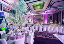 Arissa and Van Ness Wedding by Fabulation