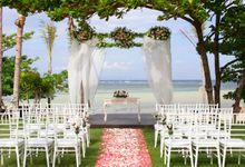 Wedding at Fairmont Bali by Fairmont Sanur Beach Bali