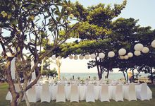 Wedding Deasy & Medha by Fairmont Sanur Beach Bali