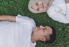 Prewedding Fariza dan Fahmi by Buruh Visual